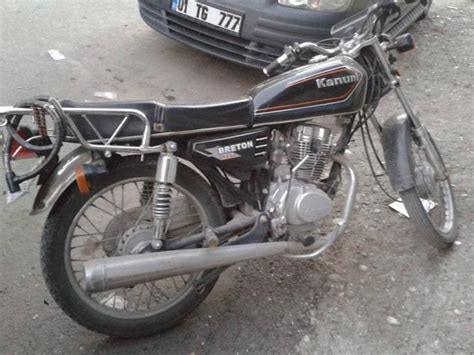 lik kanuni breton  model motosiklet