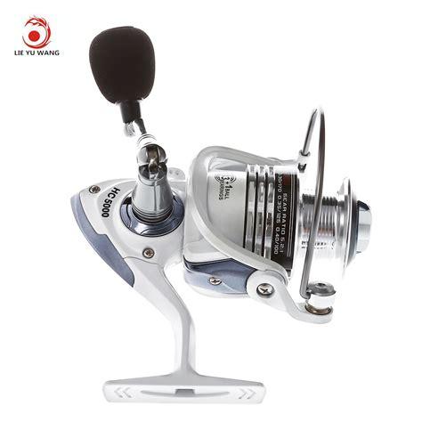Handle Reel 30 Model Lipat Knob Metal Promo lieyuwang 13 1bb spinning fishing reel gear ratio 5 1 metal fishing spinning reel with