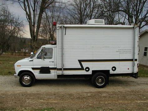 truck cer awnings for sale sell used e350 box truck sheriffs command van mobile