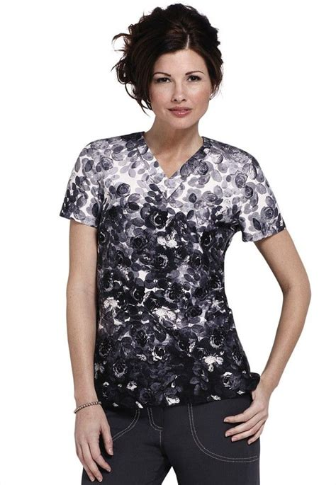 scrub tops 7 best animal print scrubs images on