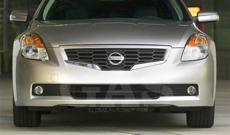 Nissan Altima Chrome Grill Custom Grille Grill Inserts