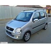 2001 Opel Agila I – Pictures Information And Specs  Auto