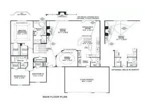 3 Bedroom Ranch Floor Plans by Whalen Custom Homes Kilkenny 3 Bedroom Ranch St Louis