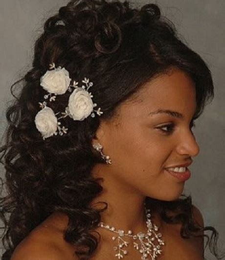 Wedding Hairstyles Let by Bridal Hairstyles For Black