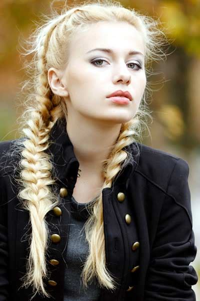 braided hairstyles pigtails hairstyles for women 2015 hairstyle stars