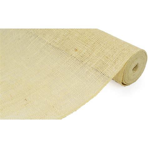 10 yards burlap roll 20 quot burlap fabric roll ivory 10 yards jrh19 02