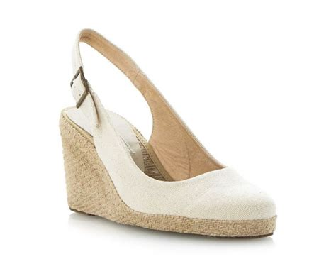 Wedges Simple Moka 1 pied a terre imperia simple slingback espadrille