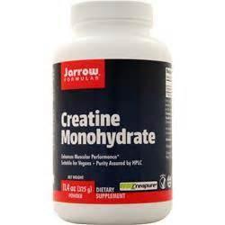 creatine jarrow jarrow creatine monohydrate 325 creapure on sale at