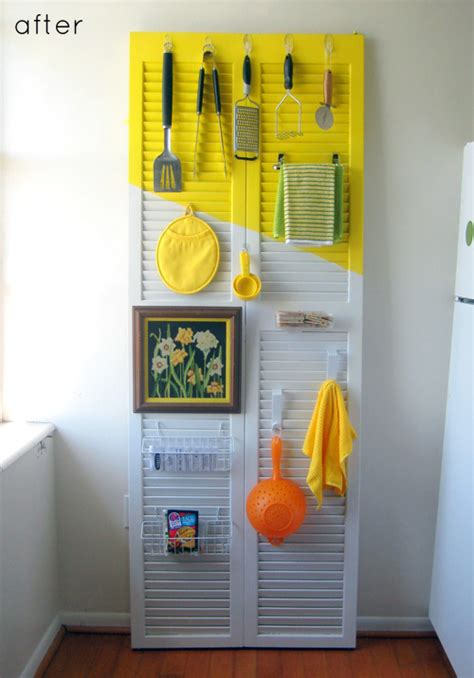 kitchen collectables store 16 unique shutter home decor ideas
