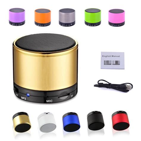 Speaker Beatbox Bluetooth Original cheap wireless bluetooth stereo beatbox portable mini card reader speaker for mobile phone tf