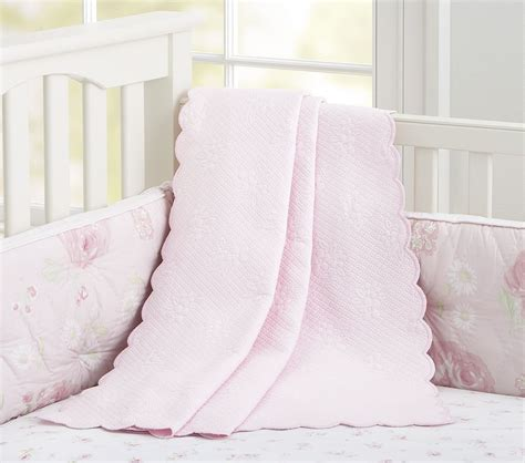 nice sheets nice pink bedding for pretty baby girl nursery from