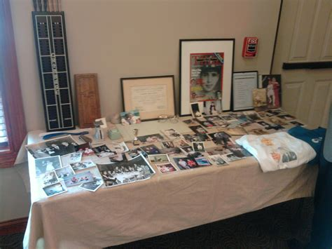 memorial table for funeral memory tables and memory boards from a funeral worth