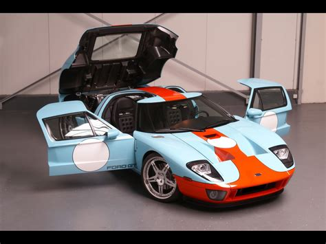 ford gt doors 2009 wheelsandmore ford gt front angle open doors