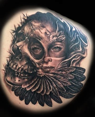 tattoo shops rome ga fusion tattooed by josh schuver at artistic edge