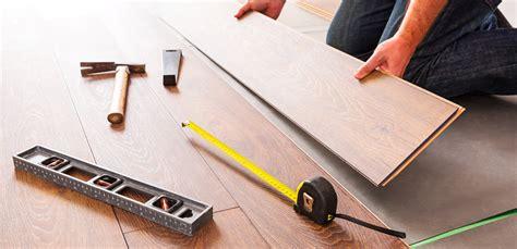 flooring installation professional laminate or wood flooring