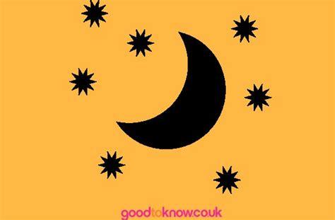 moon and stars stencils www imgkid com the image kid has it
