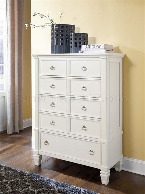 ashley furniture prentice bedroom set prentice bedroom b672 in white w panel bed by ashley furniture
