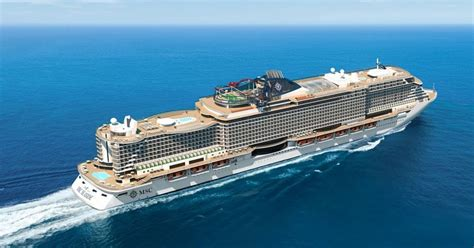 msc to look msc cruises msc seaside