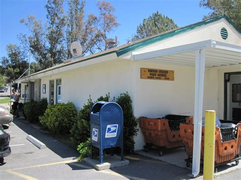 Tehachapi Post Office by Chester California Post Office Post Office Freak