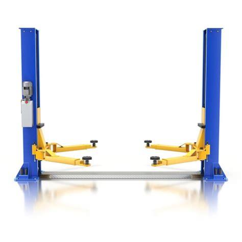 workshop car lift  model cgtrader