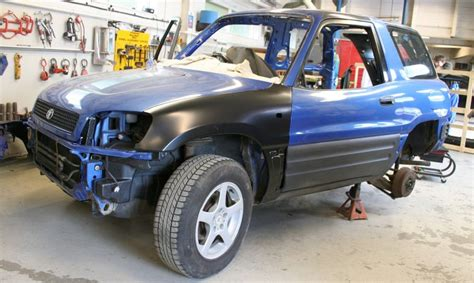 Toyota Rav4 Road Parts Restoration Of A Rav4 1 Toyota Uk Toyota Rav4 Forums