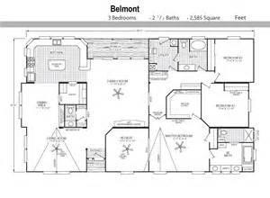 Manufactured Mobile Homes Oregon Washington Floor Plans Oregon