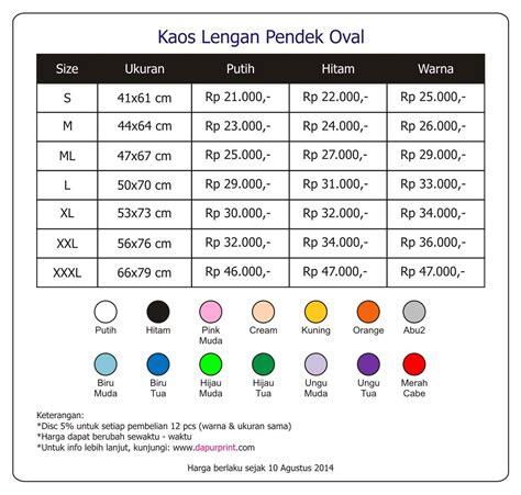 Pertama Di Indonesia Kaos Polos O Neck 3 kaos polos surabaya bengkel print indonesia
