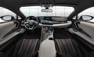 Bmw I8 Inside Car And Driver