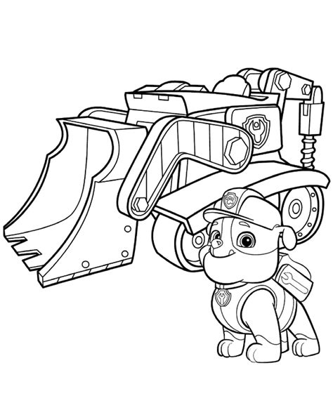 paw patrol winter coloring pages paw patrol coloring page
