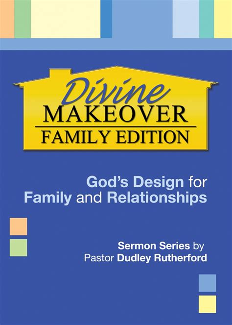 family makeover books makeover family edition series dudley rutherford