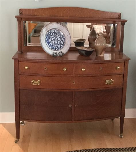 antique buffet mirror buffet with mirror for sale antiques classifieds