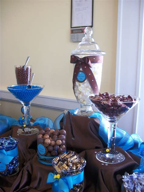 My wedding candy buffet, how wonderful it was