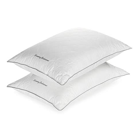 tommy bahama bed pillows tommy bahama 174 down alternative jumbo pillow set of 2