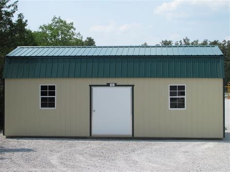 Eagle Shed by 100 Steel Roof Color Options Commercial Steel