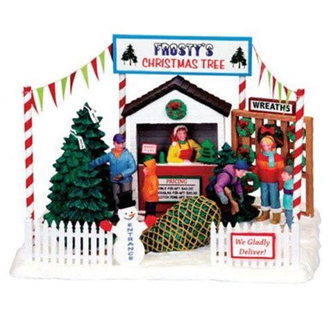 beautiful lemax christmas village displays it s