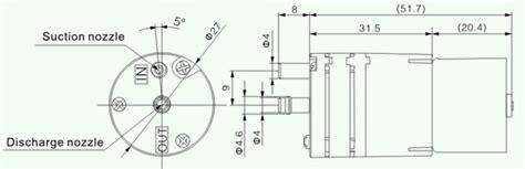 Kompresor Udara Comair V 0 12b dc brushless micro air compressor 12v daya rendah