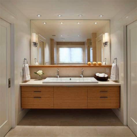 badezimmer vanity lighting design badbeleuchtung f 252 r decke 100 inspirierende fotos
