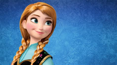 frozen wallpaper high resolution anna frozen disney cartoon wallpaper x wallpapersfans com