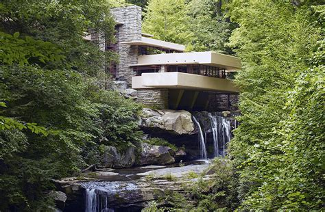 Fallingwater by Frank Lloyd Wright Fallingwater Architecture And Design