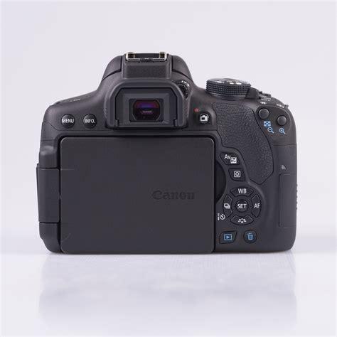 750d Canon canon eos 750d appareil photo num 233 rique reflex boitier
