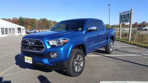 2016 Toyota Tacoma For Sale 2016 Toyota Tacoma Front Quarter View