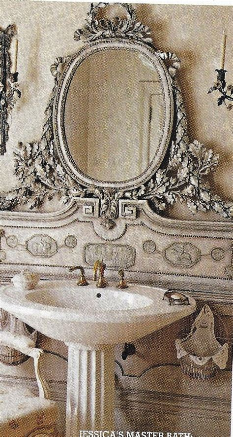 victorian style mirrors for bathrooms 578 best specchi cornice images on pinterest