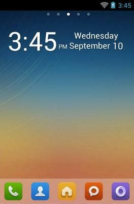 miui theme go launcher miui v5 android theme for go launcher androidlooks com