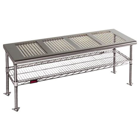 gowning bench gowning benches with standard undershelf