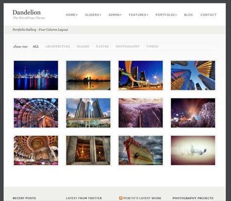 wordpress layout kaufen die besten wordpress themes f 252 r fotografen fotografr