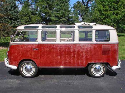 21 Window Vw by 21 Window Vw Craigslist Autos Post