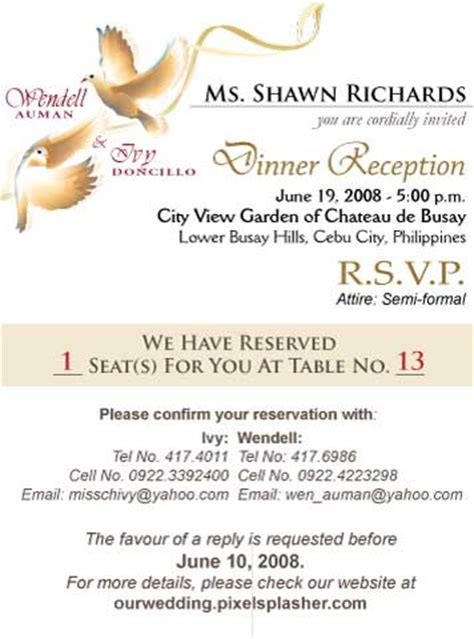 rsvp on wedding invitation meaning invitation card designs wendell wedding