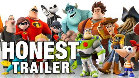 Disney Infinity Trailer Disney Infinity Honest Trailer Honest Trailers
