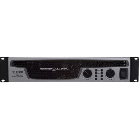 Power Lifier Audio Seven crest audio cc4000 professional power lifier 1000740 b h