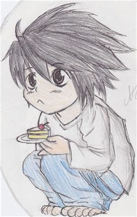 L Drawing by Chibi L Drawing Www Pixshark Images Galleries With